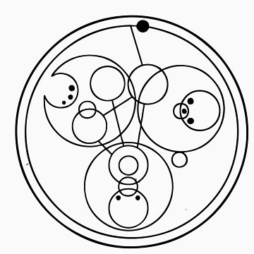 """Come along, Pond"" Translated into Gallifreyan by timelordscribe"