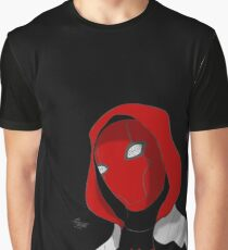 Red Hood Graphic T-Shirt