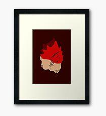 Urdnot Wrex Framed Print