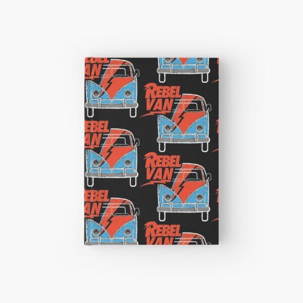 Rebel Van Hardcover Journal