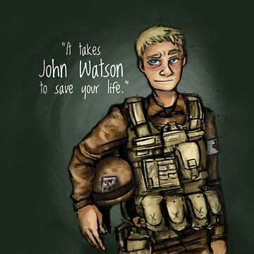Save the Life - John Watson by MCXI