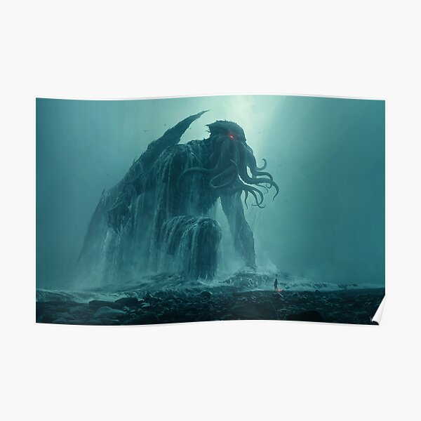 Cthulhu Ascending Poster