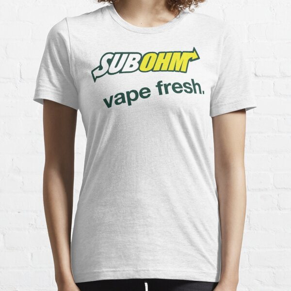 Sub Ohm Vape Fresh Essential T-Shirt