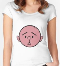 Karl Pilkington - The Ricky Gervais Show Women's Fitted Scoop T-Shirt