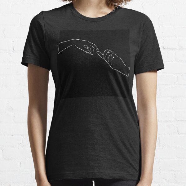 Fingers Touching - Love Essential T-Shirt