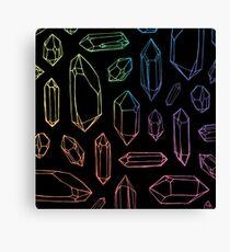 Crystal Magic. Canvas Print