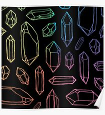 Crystal Magic. Poster