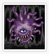 Gloomy Beholder Sticker