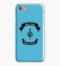 "Madoka Magica - ""When Hope Becomes Despair"" Miki Sayaka Ver. (Blue) iPhone Case/Skin"