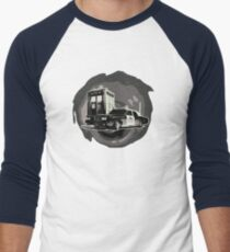 Doctorin' the Timelord Men's Baseball ¾ T-Shirt