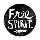 Free Spirit - Black Version by TheLoveShop