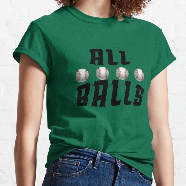 Cool Baseball T-Shirts and Baseball Art Merchandise Classic T-Shirt