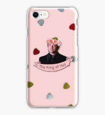 The King of Hell<3 iPhone Case/Skin