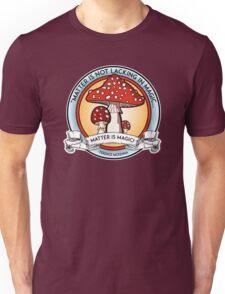 Terence Mckenna Wisdom Unisex T-Shirt