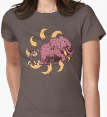 UPickVG 5 Mammoth by Fusspot Women's Fitted T-Shirt