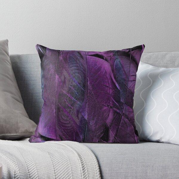 Uneven Pattern #3 Throw Pillow