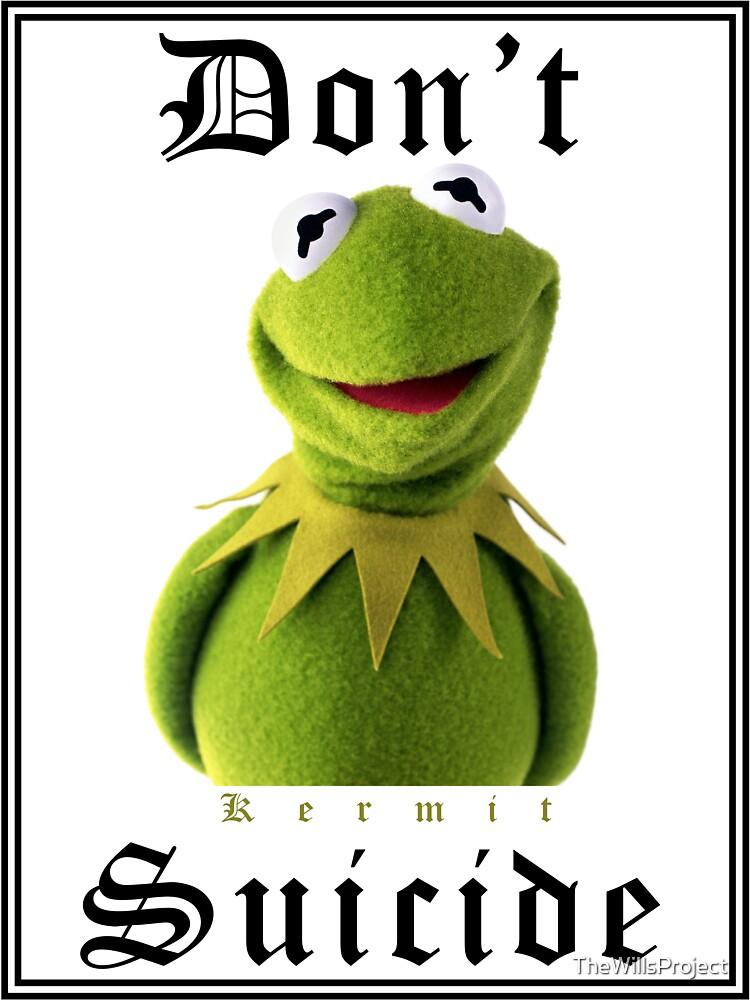 Don't Kermit | Unisex T-Shirt