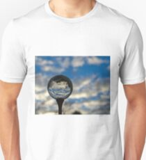 Captured in The Glass Sphere Unisex T-Shirt