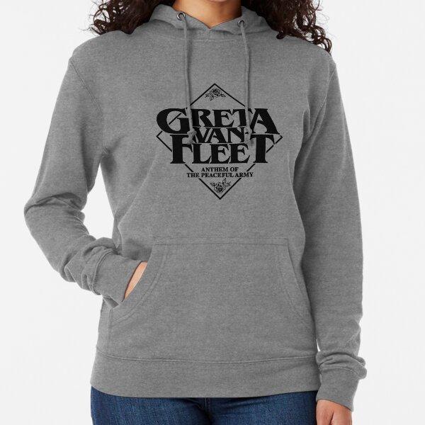 Greta Van Fleet - Anthem Of The Peaceful Army Lightweight Hoodie