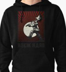Rock Hard Pullover Hoodie