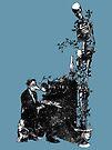 Plague Pianist by matthewdunnart