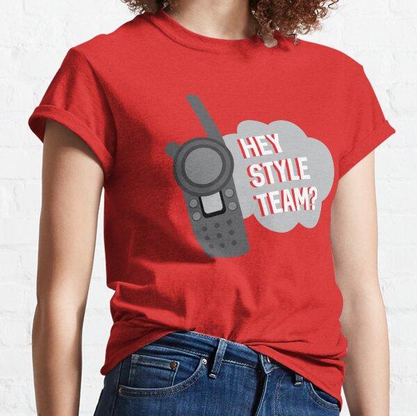Team Member - Hey Style Team Classic T-Shirt