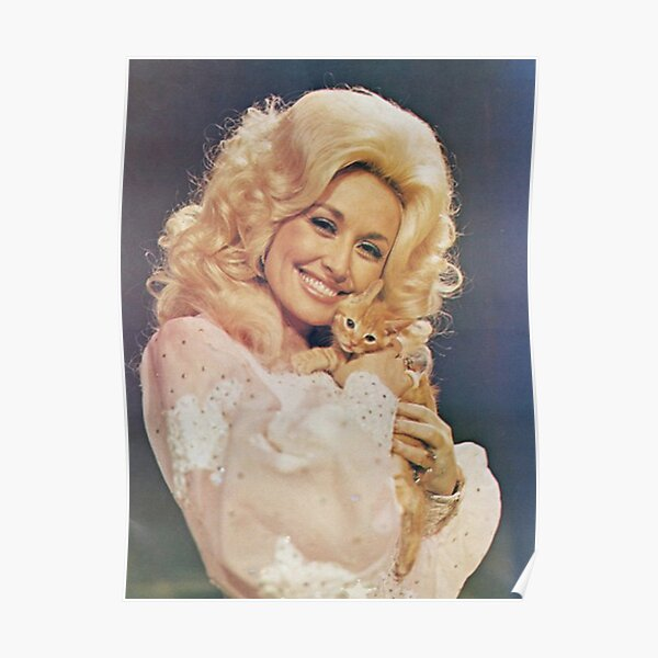 Dolly Parton young album 2021 Poster