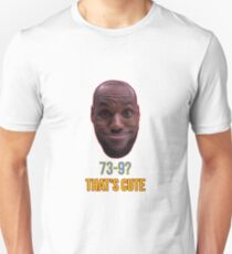 Lebron James Funny  Unisex T-Shirt