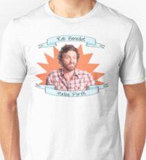 Rob Benedict hates Perth Unisex T-Shirt