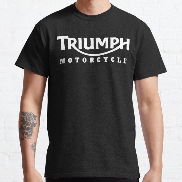 Moto Triumph 2 T-shirt classique