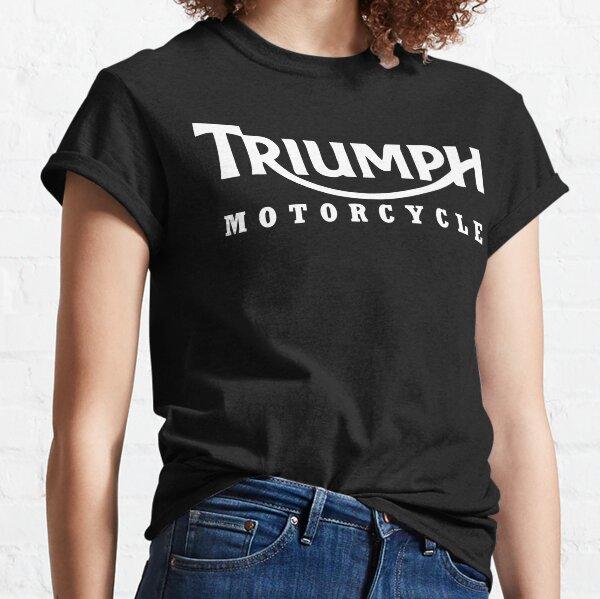 Triumph Motorcycle 2 Camiseta clásica