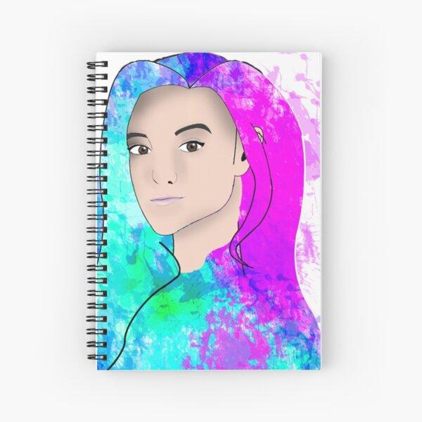 Marzia (Cutiepie) Spiral Notebook