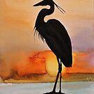 Stork by Skye O'Shea