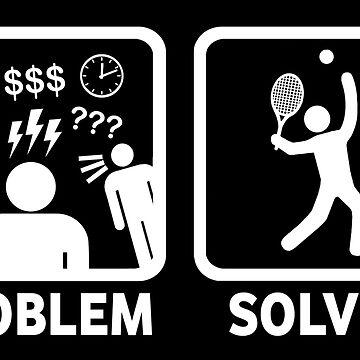 Lustiges Tennis-Problem gelöst von BeyondEvolved