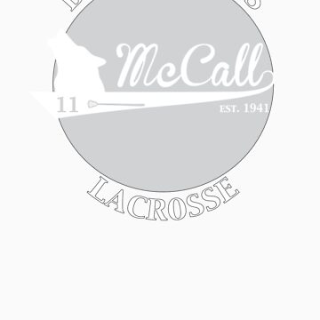 McCall's team tee by BrittanyCollins