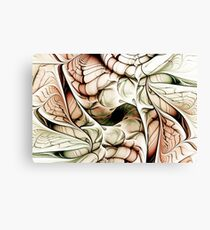 Living Structure Canvas Print