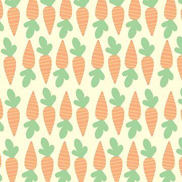 Cute Carrots by samskyler