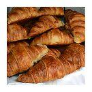 Croissants by Lisa Kent