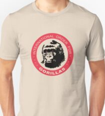 International Order For Gorillas Unisex T-Shirt