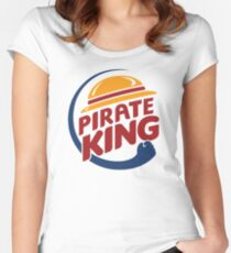 Pirate King Women's Fitted Scoop T-Shirt