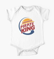 Pirate King One Piece - Short Sleeve