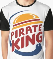 Pirate King Graphic T-Shirt