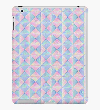 #DeepDream factures #art iPad Case/Skin