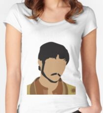 PRINCE OBERYN-1  Women's Fitted Scoop T-Shirt