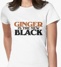 Ginger is the new Black T-Shirt