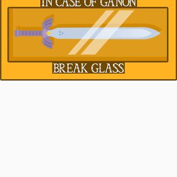Zelda Glass Break by theJackanape