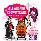 All Aboard The Clown Train by Kirsten Chambers