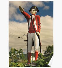 The Big Captain Cook Poster