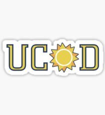 UCSD Sticker