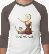 Neutral milk hotel Baseball ¾ Sleeve T-Shirt
